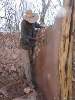 Repellado de muros