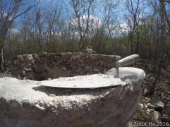 Nivelación de cisterna